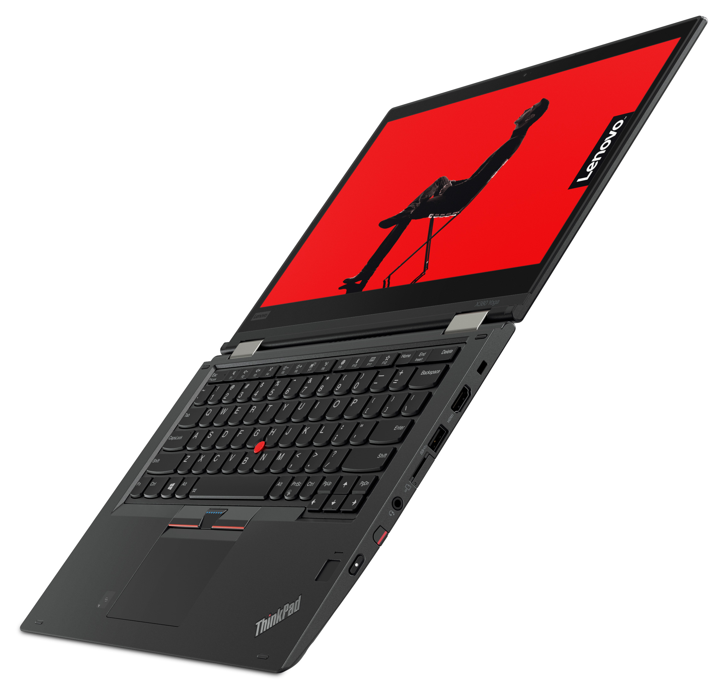 Фото  Ноутбук ThinkPad X380 Yoga (20LH001LRT)