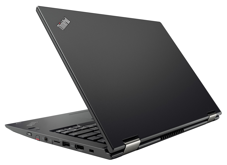 Фото  Ноутбук ThinkPad X380 Yoga (20LH001GRT)