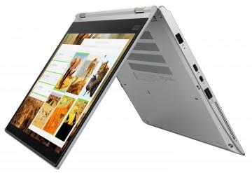 Фото 1 Ноутбук ThinkPad X380 Yoga Silver (20LH001PRT)