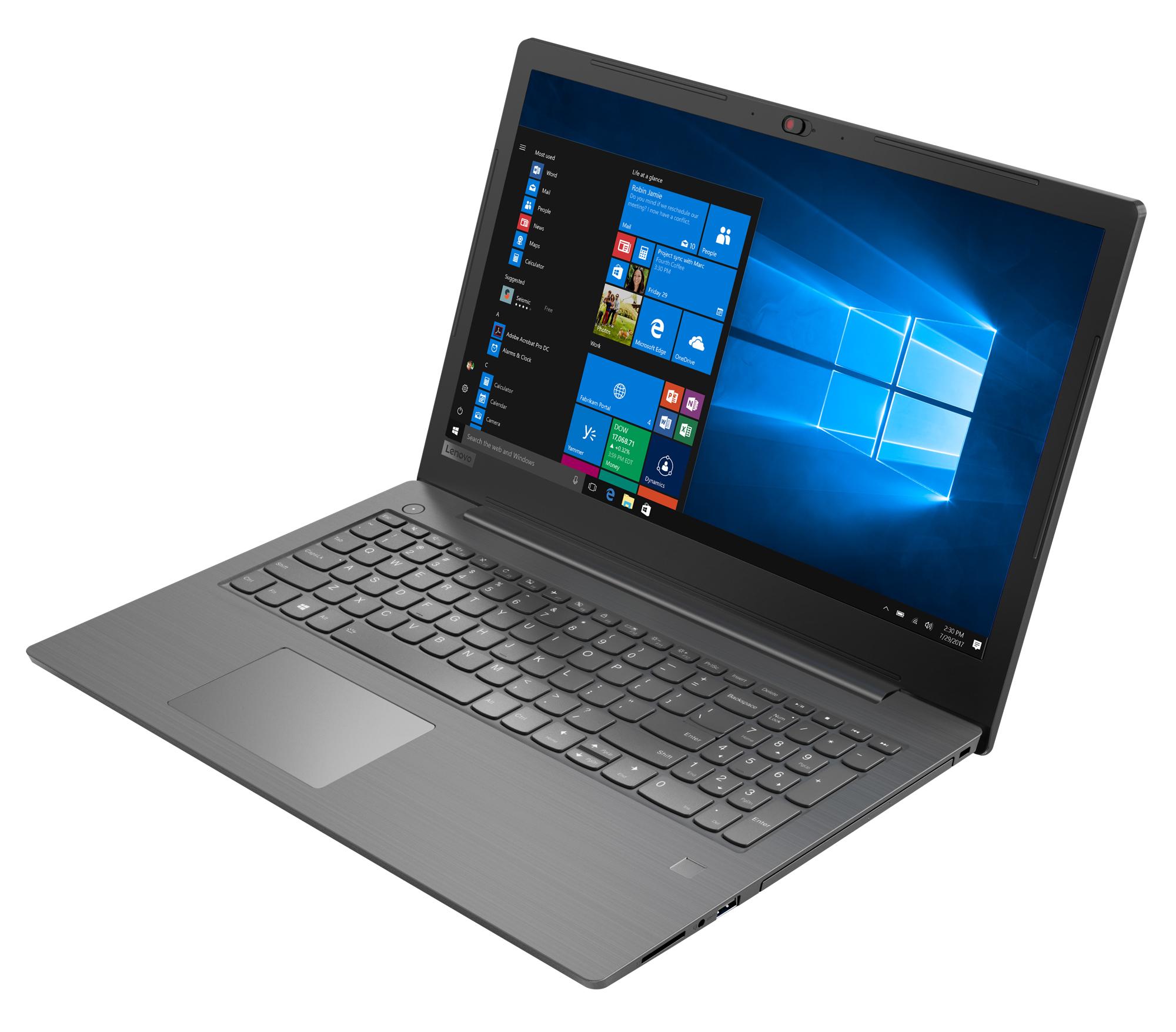 Фото  Ноутбук Lenovo V330-15 Iron Grey (81AX006DRA)
