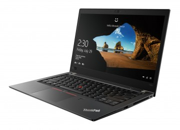 Фото 1 Ноутбук ThinkPad T480s (20L7001VRT)
