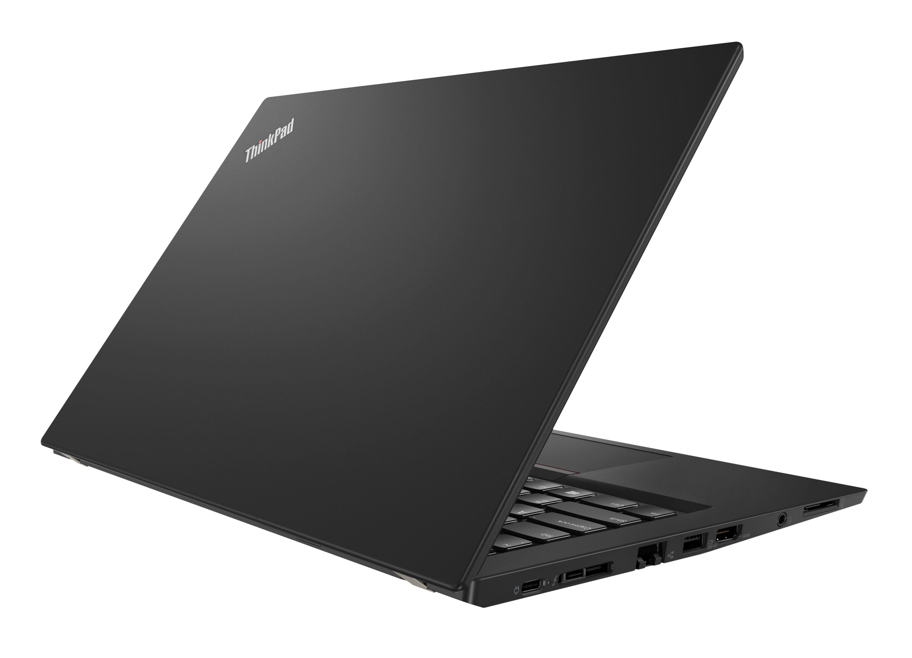 Фото  Ноутбук ThinkPad T480s (20L7001HRT)