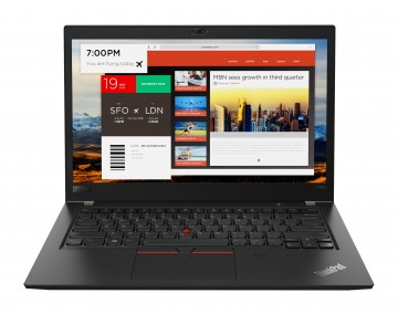 Фото 5 Ноутбук ThinkPad T480s (20L7001HRT)