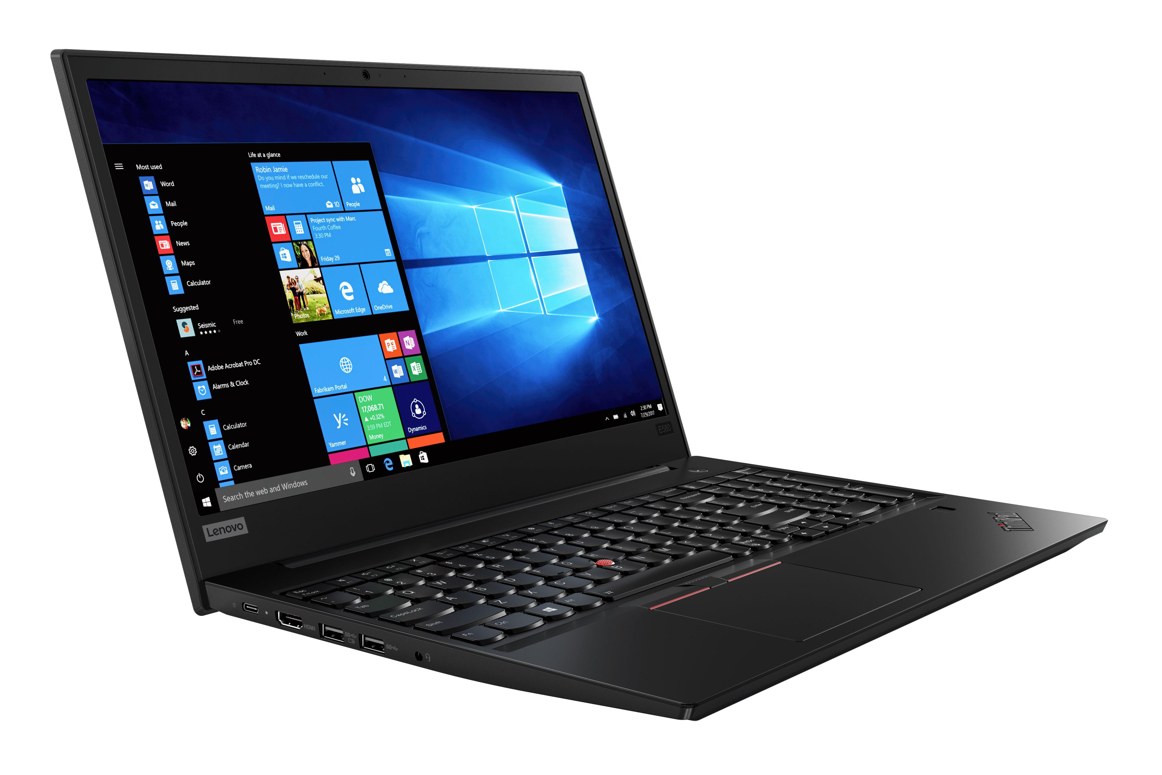 Фото  Ноутбук ThinkPad E580 (20KS003ART)
