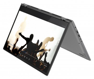 Фото 1 Ультрабук Lenovo Yoga 530 Onyx Black (81EK00L5RA)