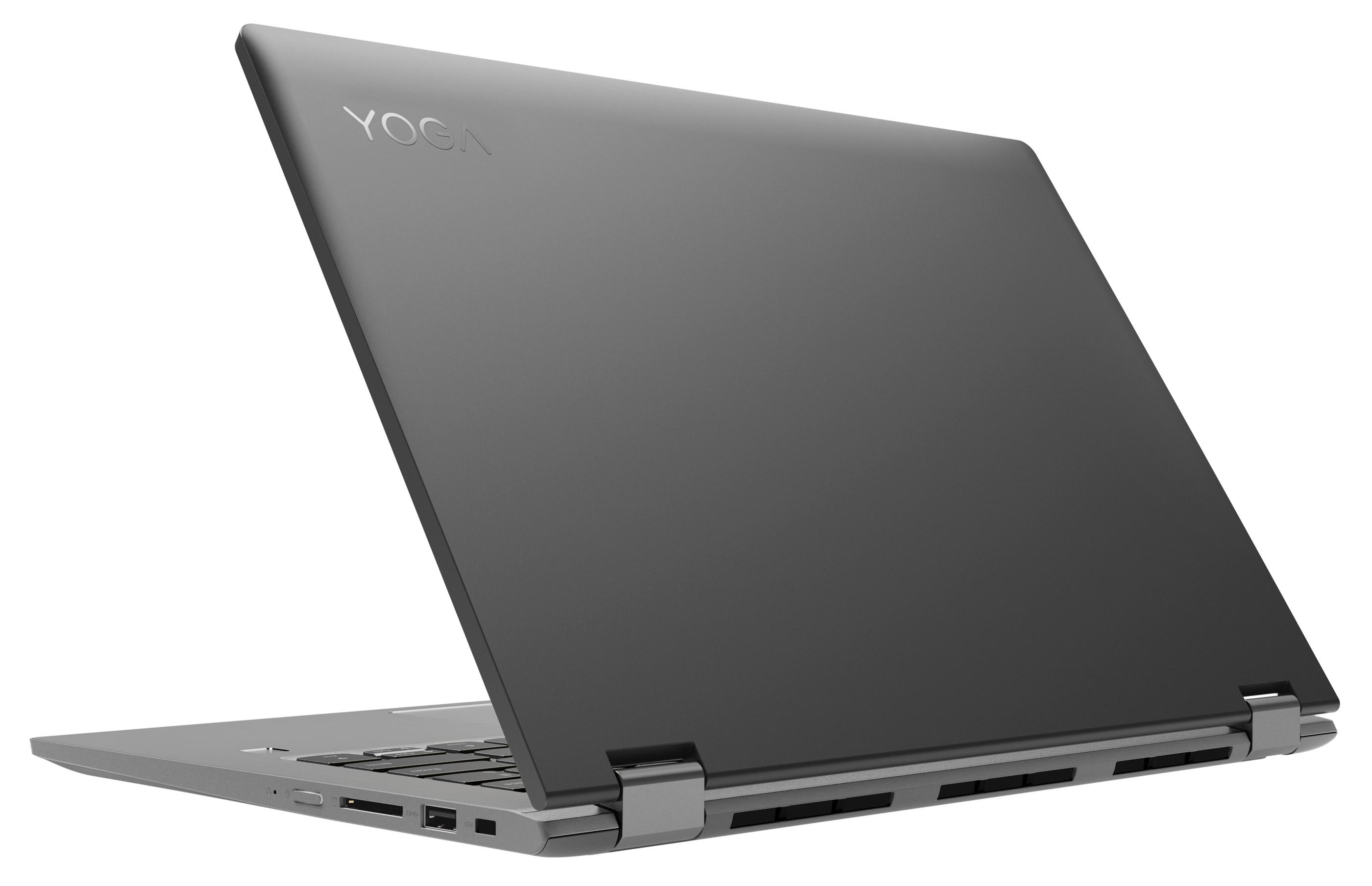 Фото  Ультрабук Lenovo Yoga 530 Onyx Black (81EK00KVRA)