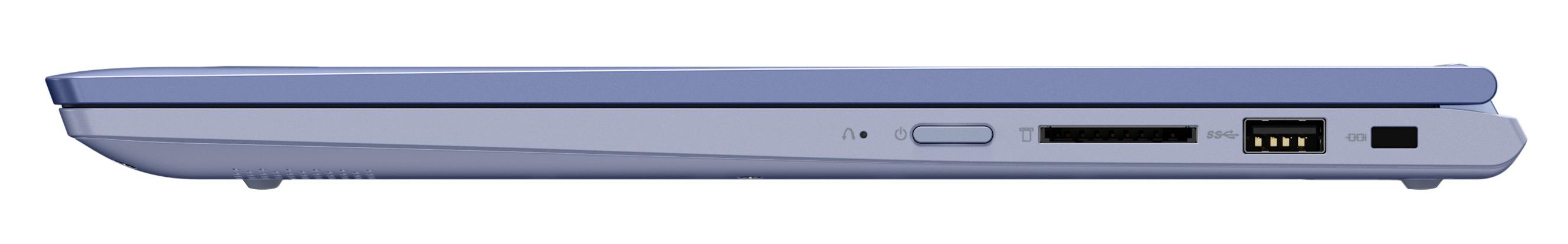 Фото  Ультрабук Lenovo Yoga 530 Liquid Blue (81EK00L6RA)