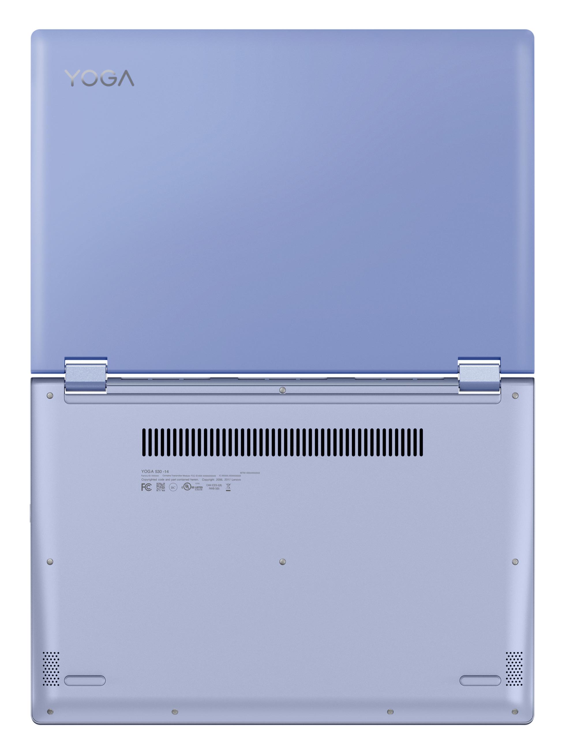 Фото  Ультрабук Lenovo Yoga 530 Mineral Grey (81EK00KNRA)