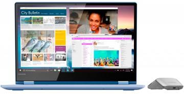 Фото 3 Ультрабук Lenovo Yoga 530 Liquid Blue (81EK00KRRA)