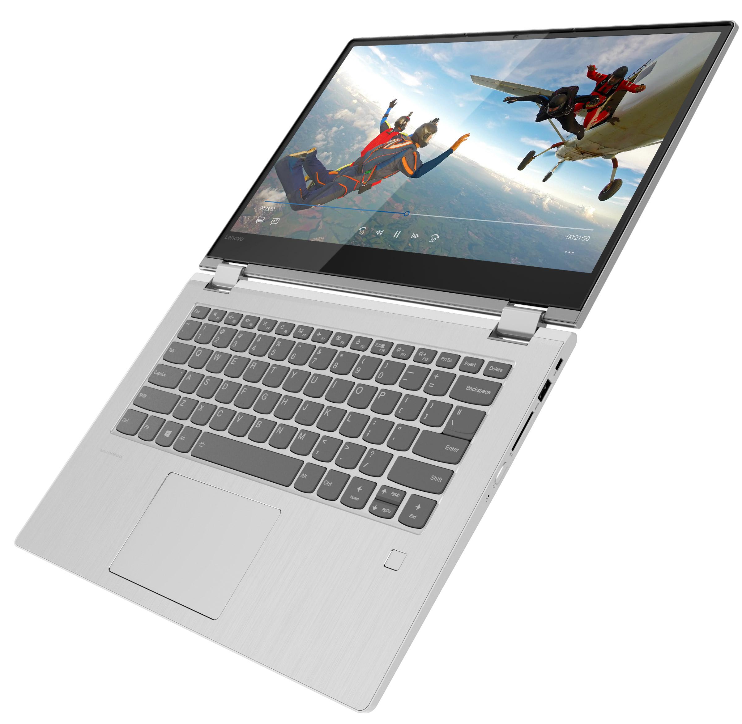 Фото  Ультрабук Lenovo Yoga 530 Mineral Grey (81EK00KGRA)