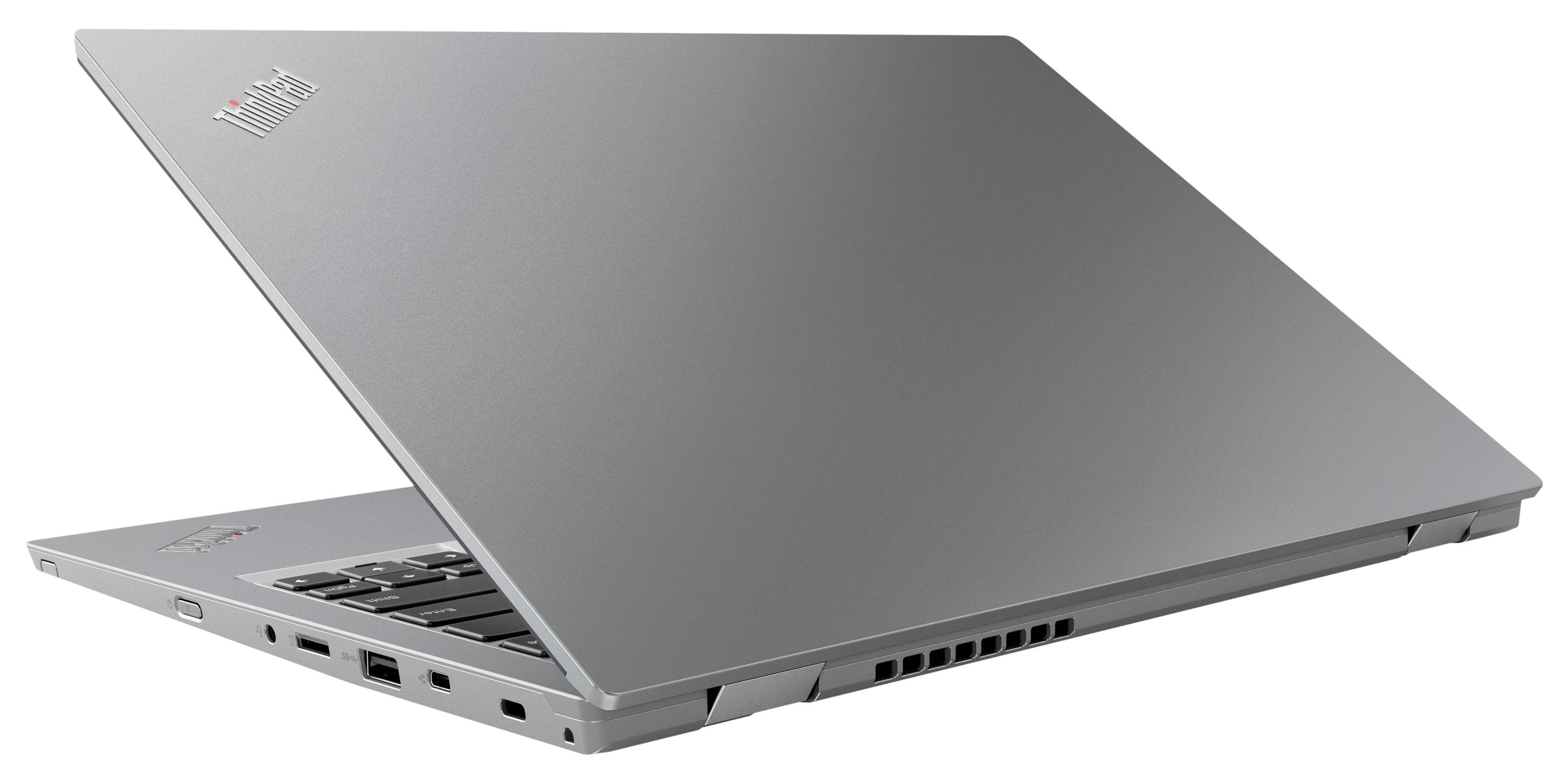 Фото  Ноутбук ThinkPad L380 Silver (20M5000WRT)