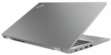 Фото 4 Ноутбук ThinkPad L380 Silver (20M5000WRT)