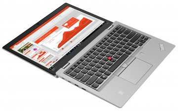 Фото 3 Ноутбук ThinkPad L380 Silver (20M5000WRT)