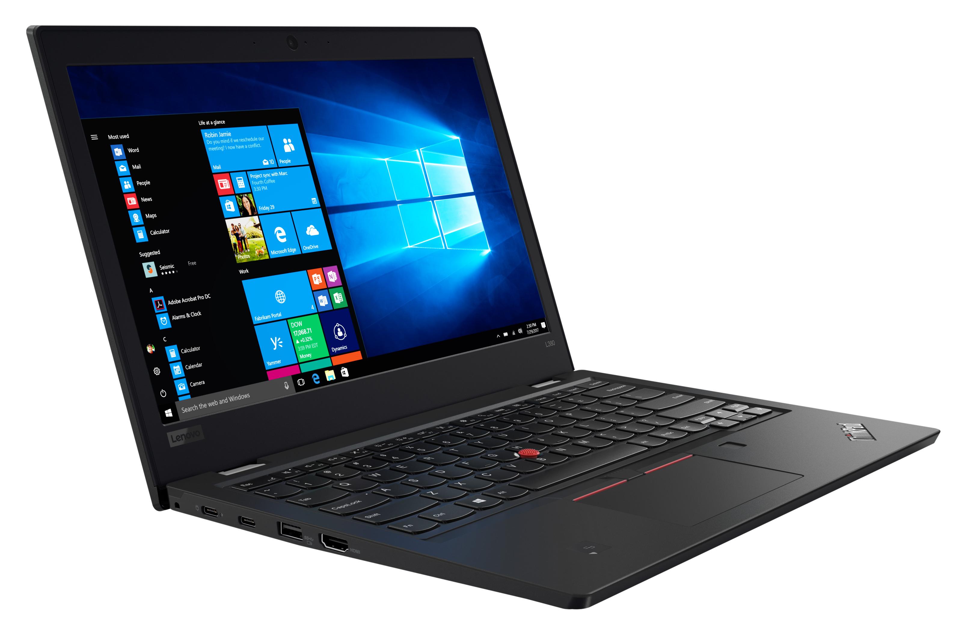 Фото  Ноутбук ThinkPad L380 (20M5003GRT)