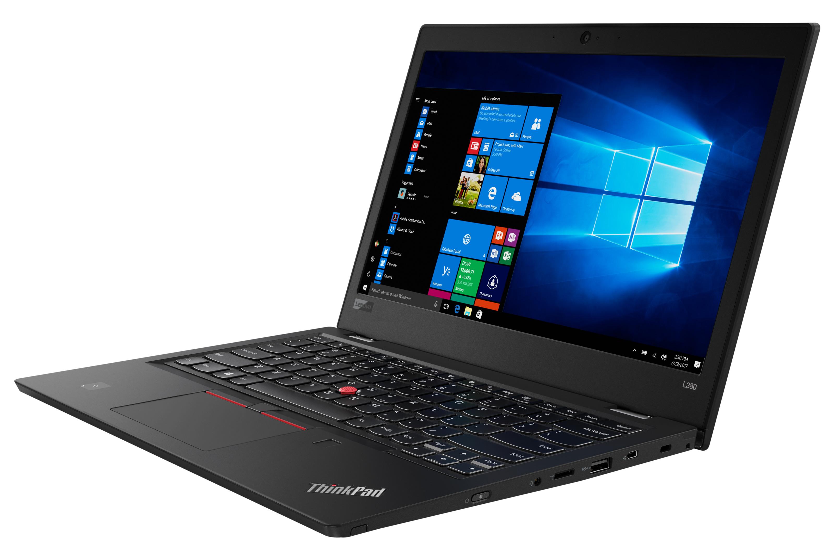 Фото  Ноутбук ThinkPad L380 (20M50021RT)