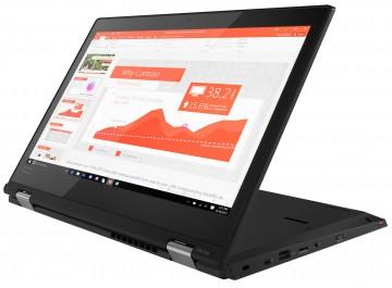 Фото 2 Ноутбук ThinkPad L380 Yoga (20M7001BRT)