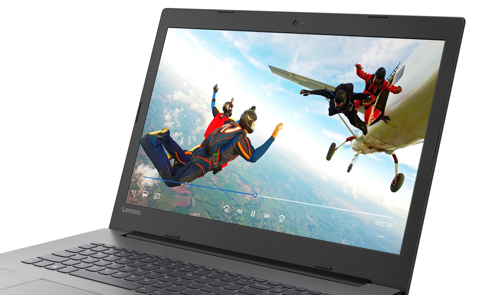 Фото  Ноутбук Lenovo ideapad 330-17IKBR Onyx Black (81DM007PRA)