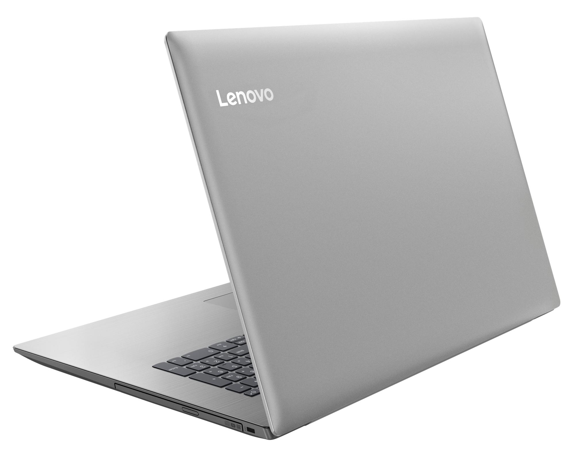 Фото  Ноутбук Lenovo ideapad 330-17IKBR Platinum Grey (81DM007YRA)