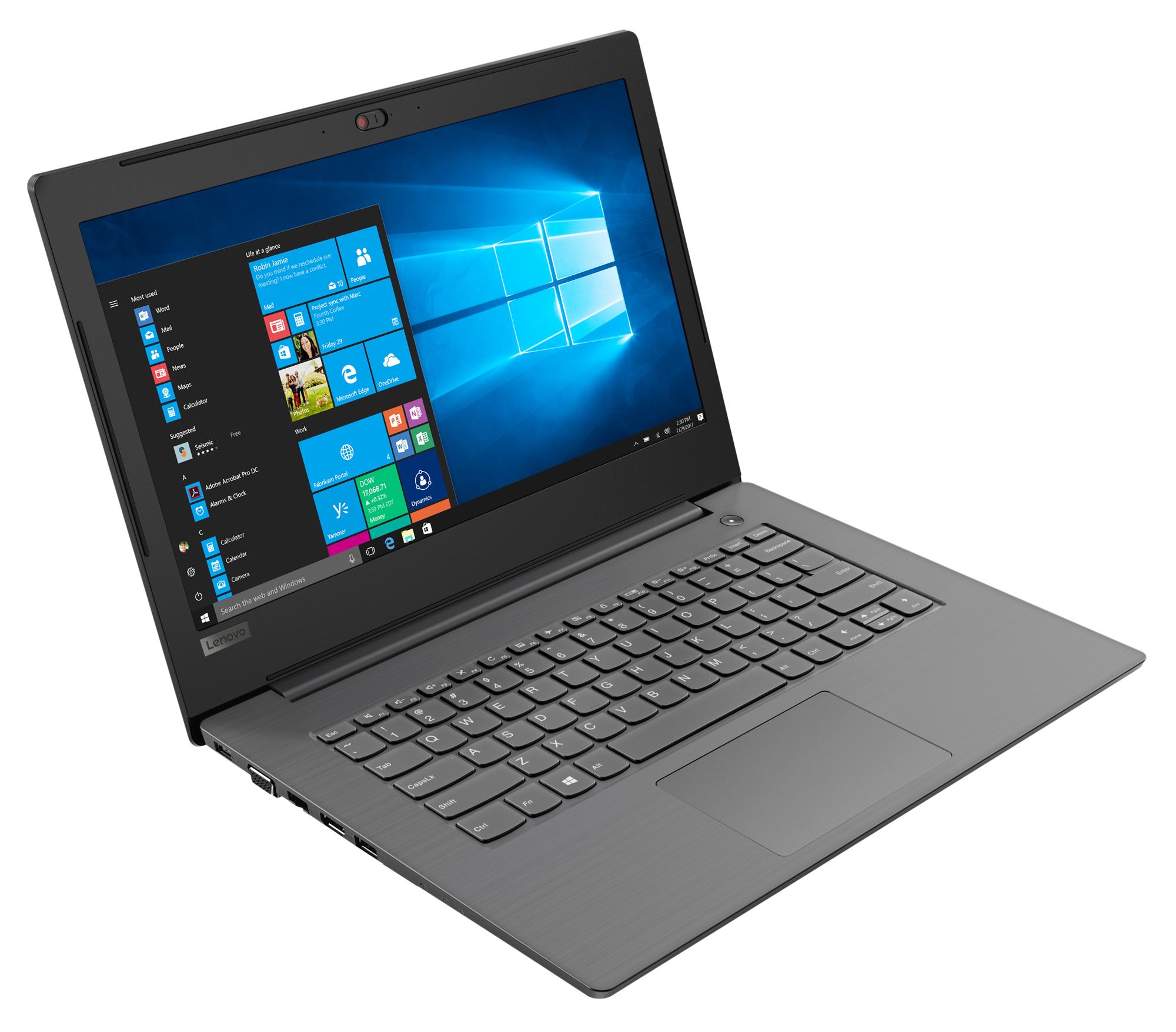 Фото  Ноутбук Lenovo V330-14 Grey (81AY000RUA)