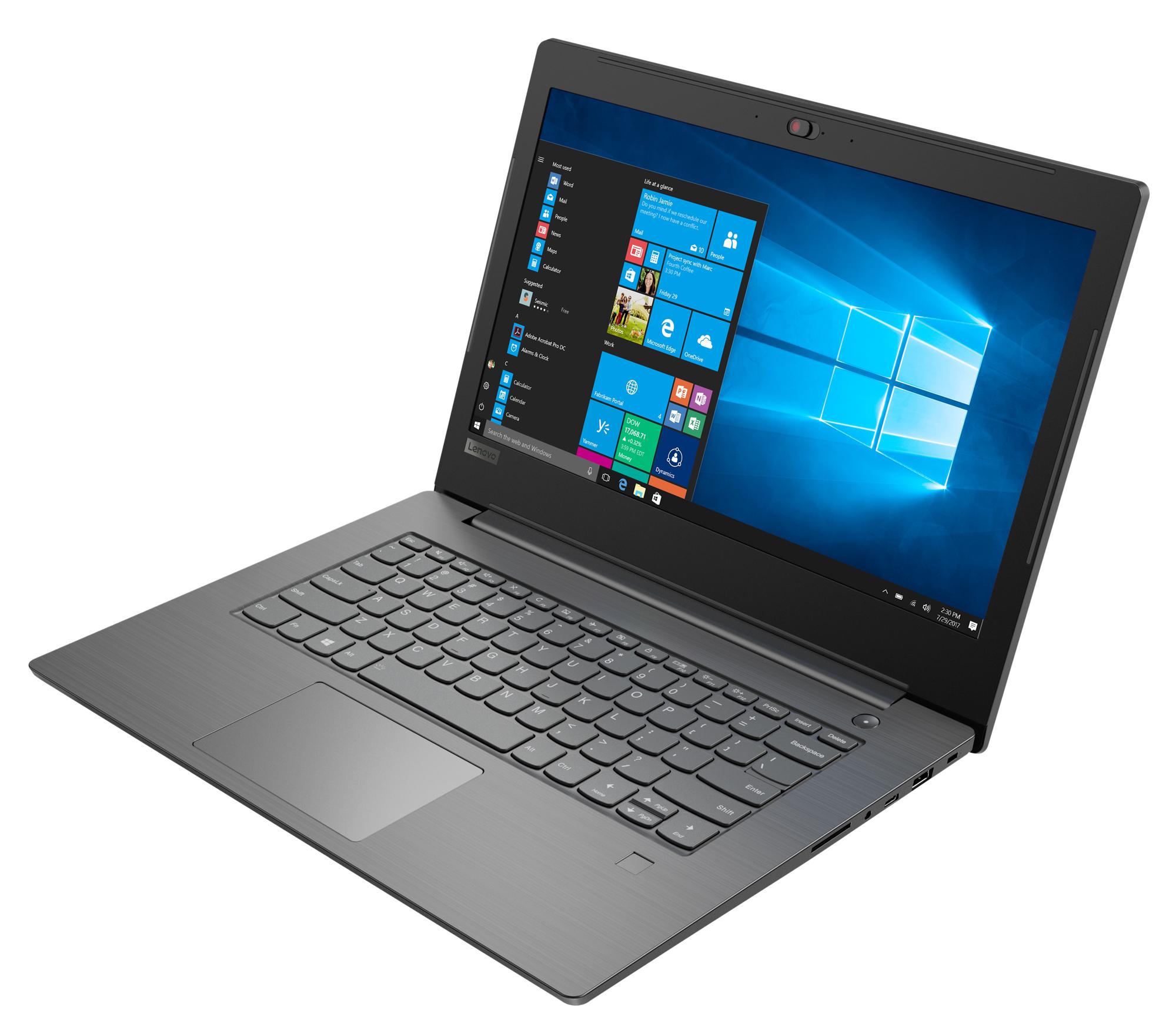 Фото  Ноутбук Lenovo V330-14 Grey (81B0008WUA)