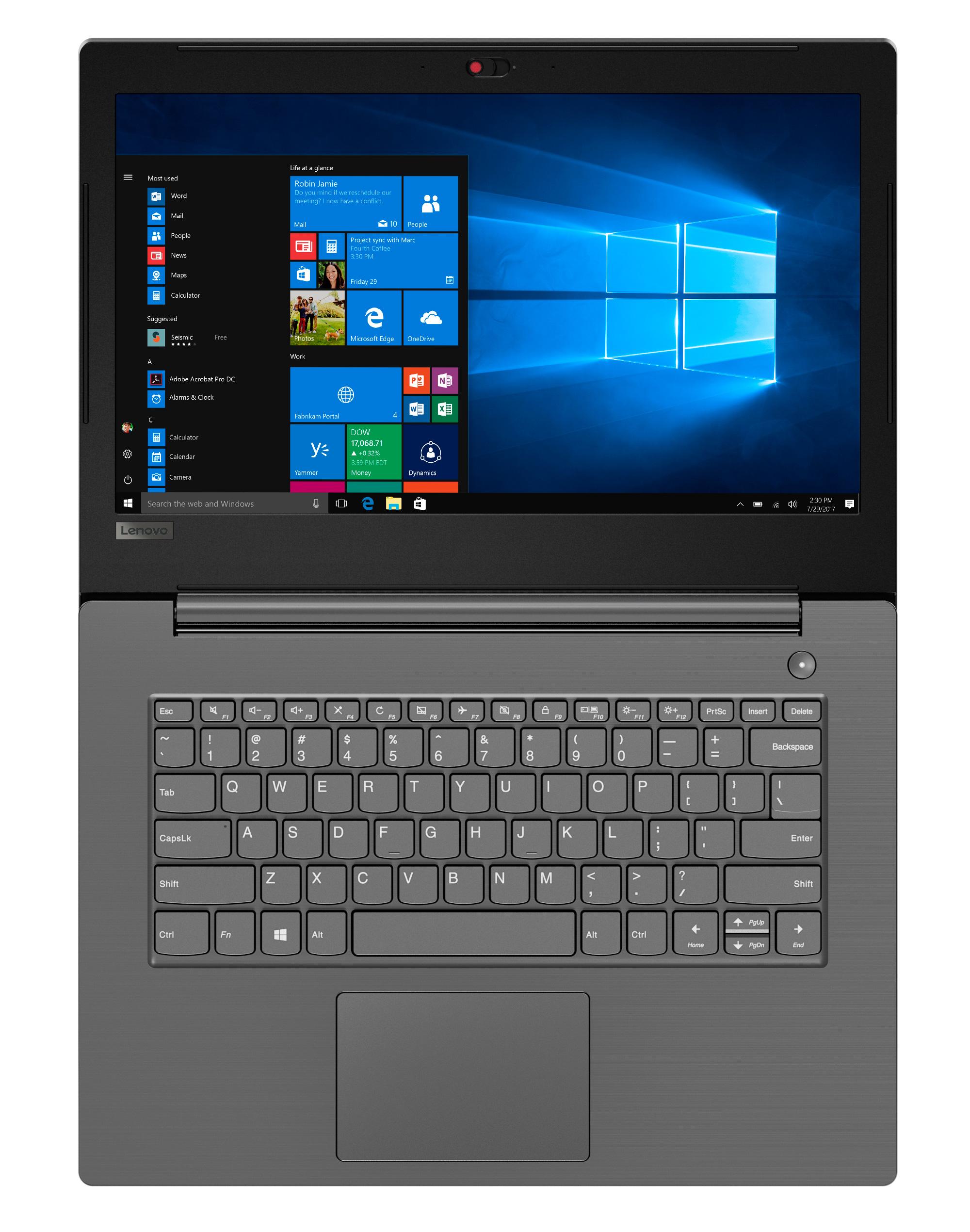 Фото  Ноутбук Lenovo V330-14 Grey (81AY000NRA)