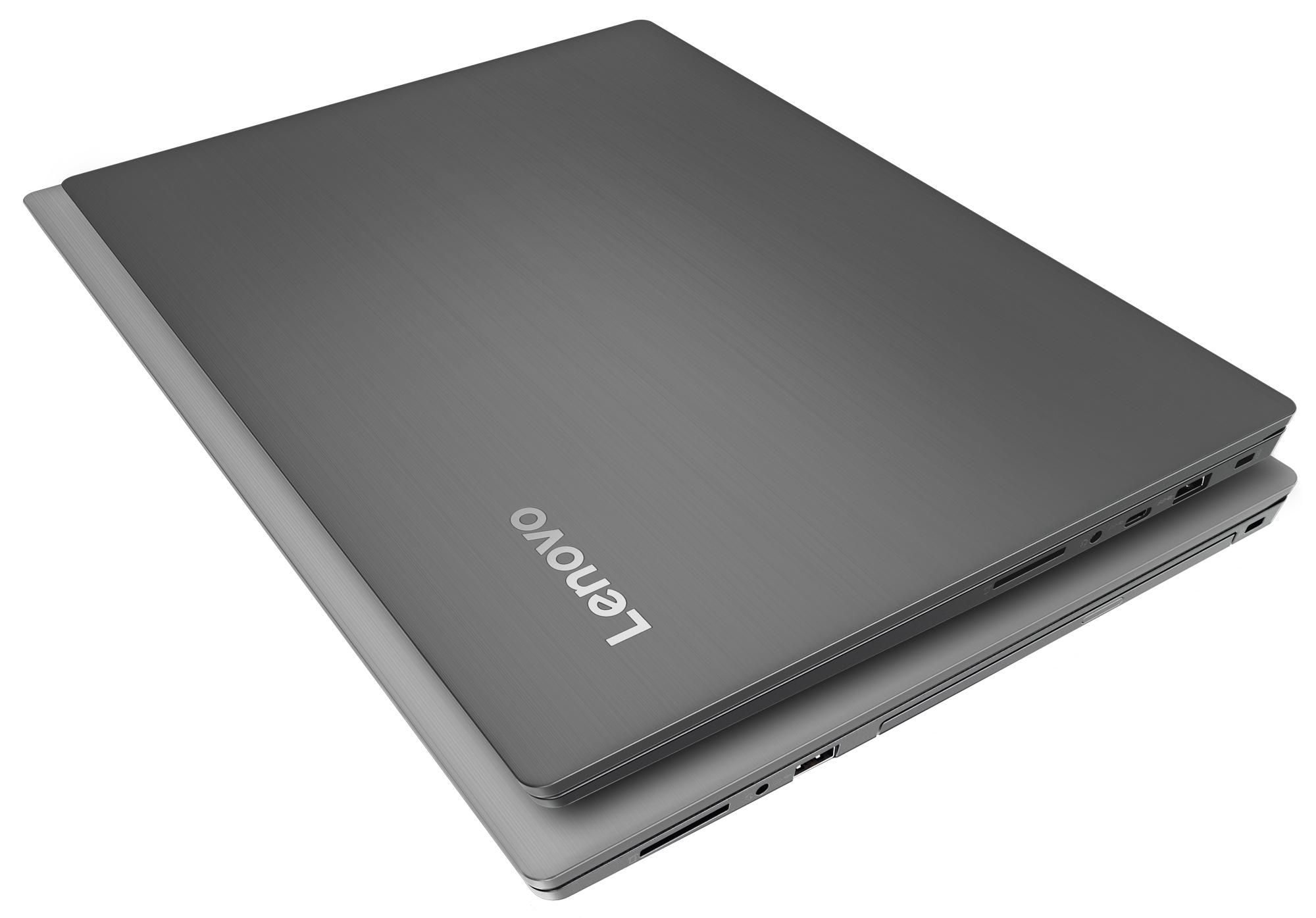 Фото  Ноутбук Lenovo V330-14 Grey (81B000DDRA)