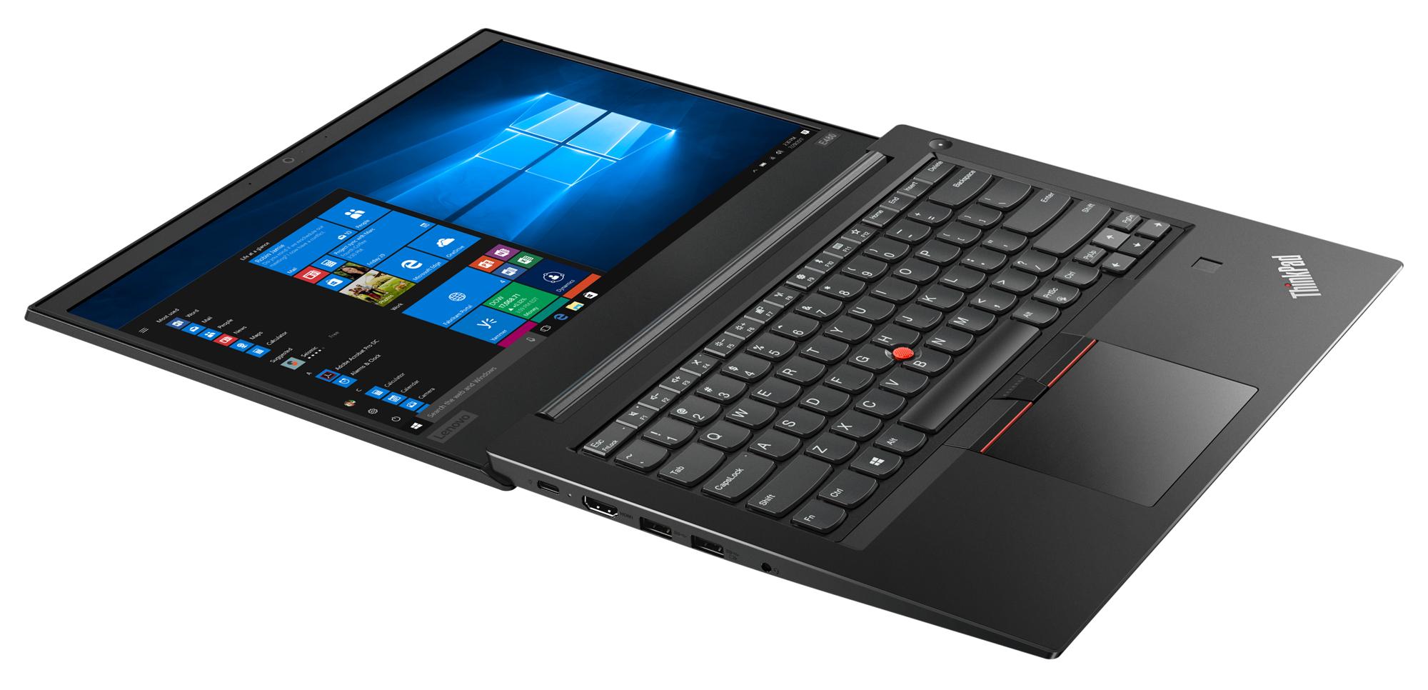 Фото  Ноутбук ThinkPad E480 (20KN004TRT)