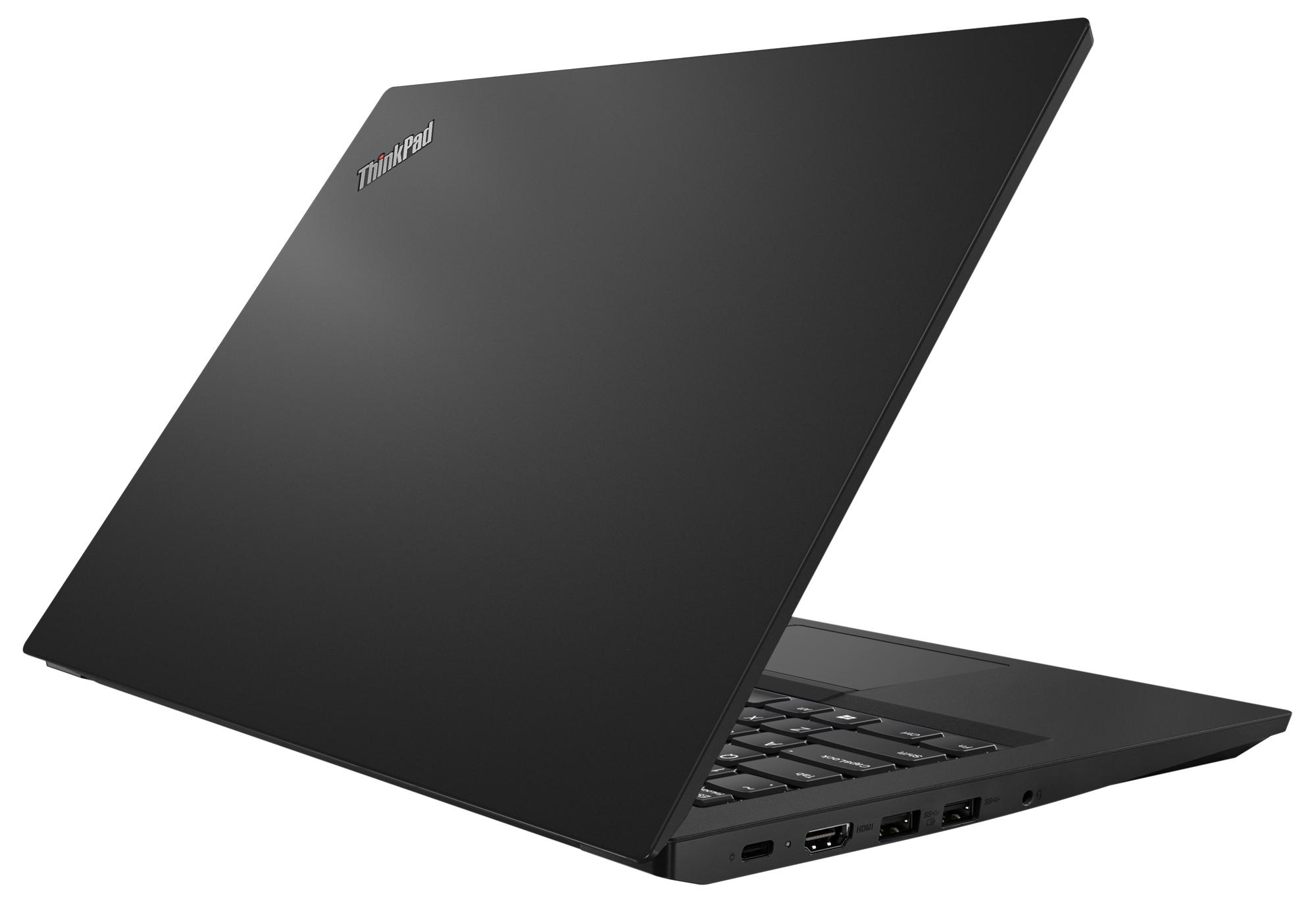 Фото  Ноутбук ThinkPad E480 (20KN007URT)