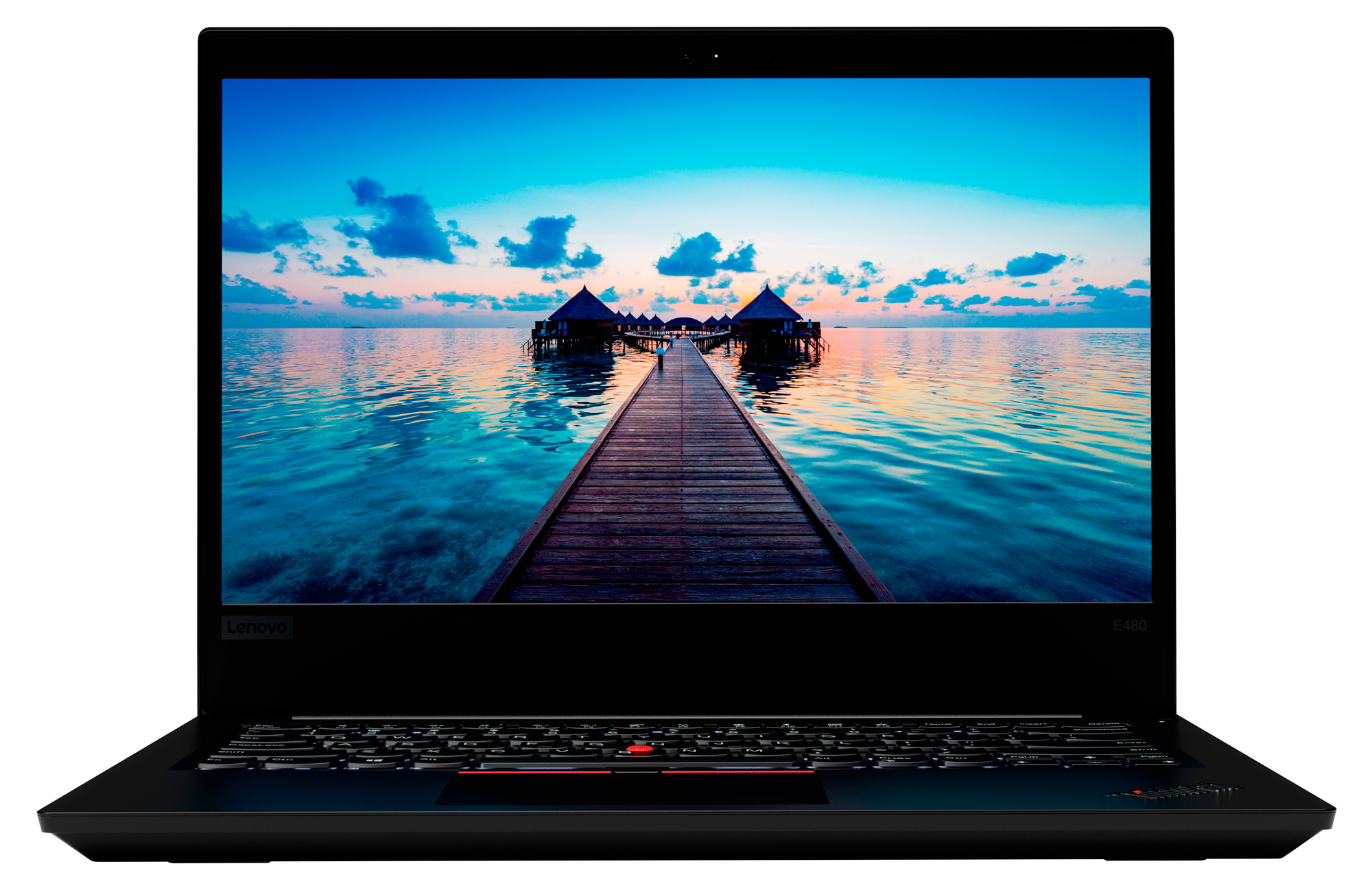 Фото  Ноутбук ThinkPad E480 (20KN002URT)