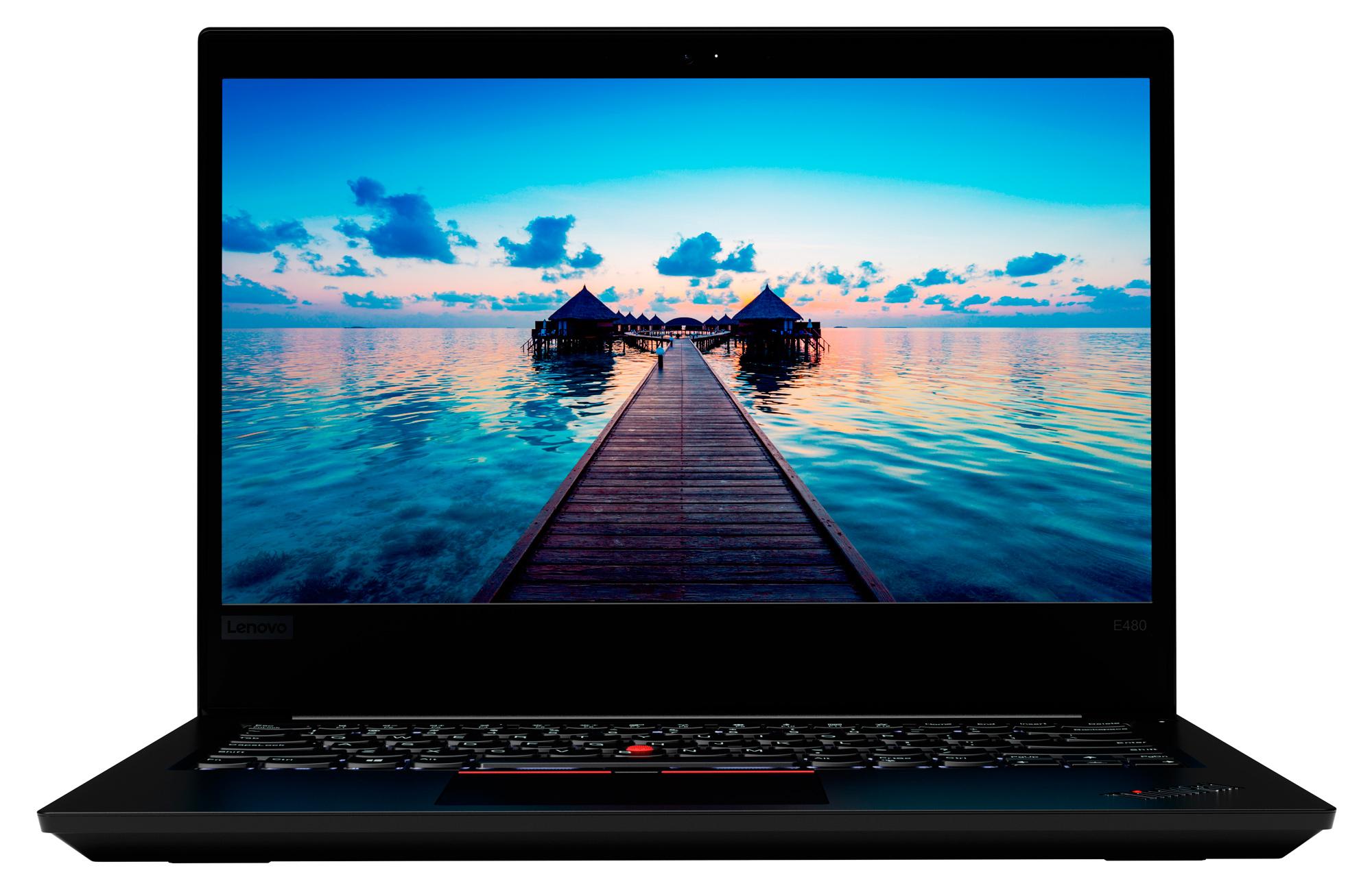 Фото  Ноутбук ThinkPad E480 (20KN0023RT)