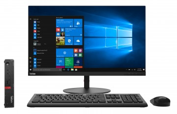 Фото 5 Компьютер Lenovo ThinkCentre M920q Tiny (10RS002CRU)