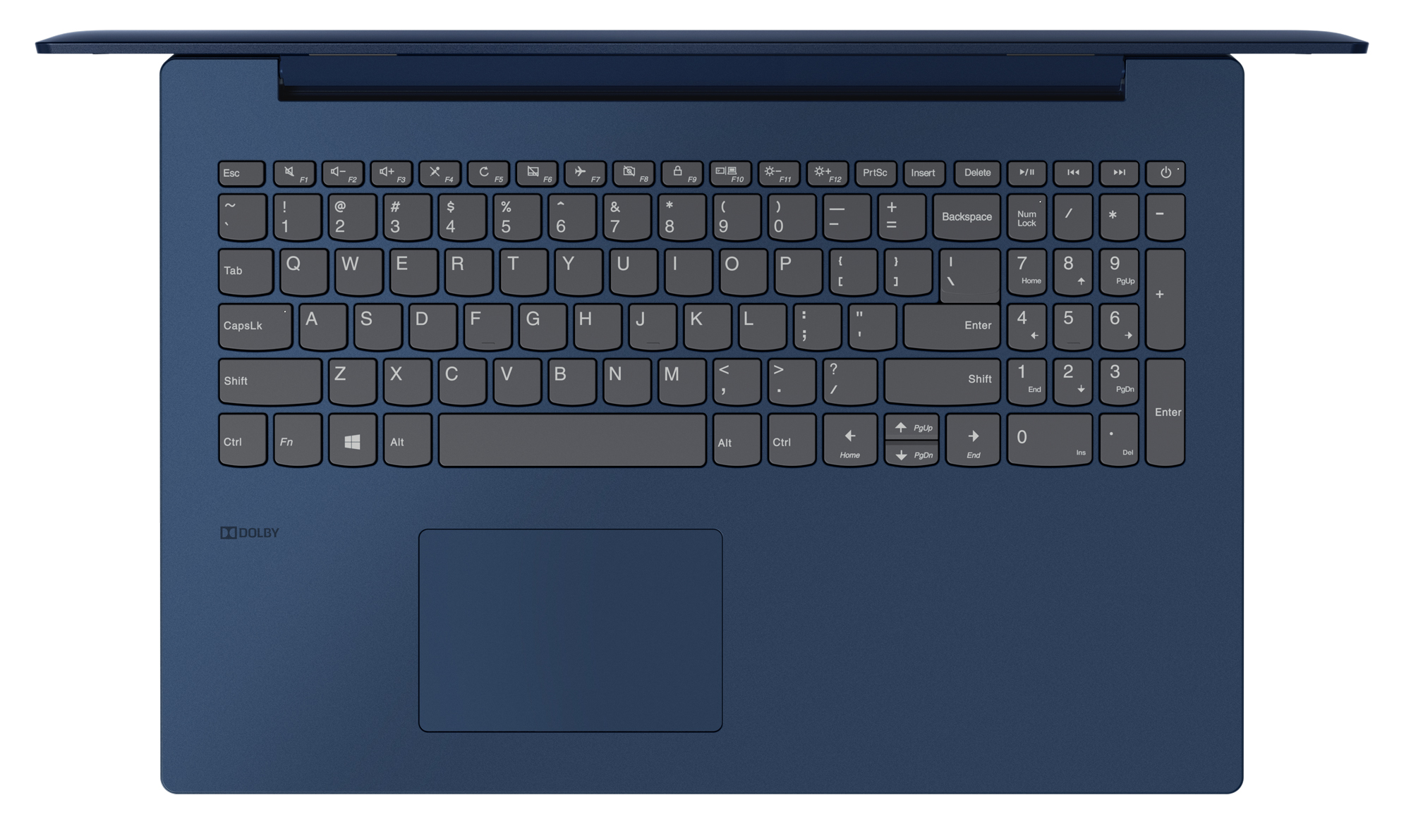 Фото  Ноутбук Lenovo ideapad 330-15 Midnight Blue (81DE01WBRA)