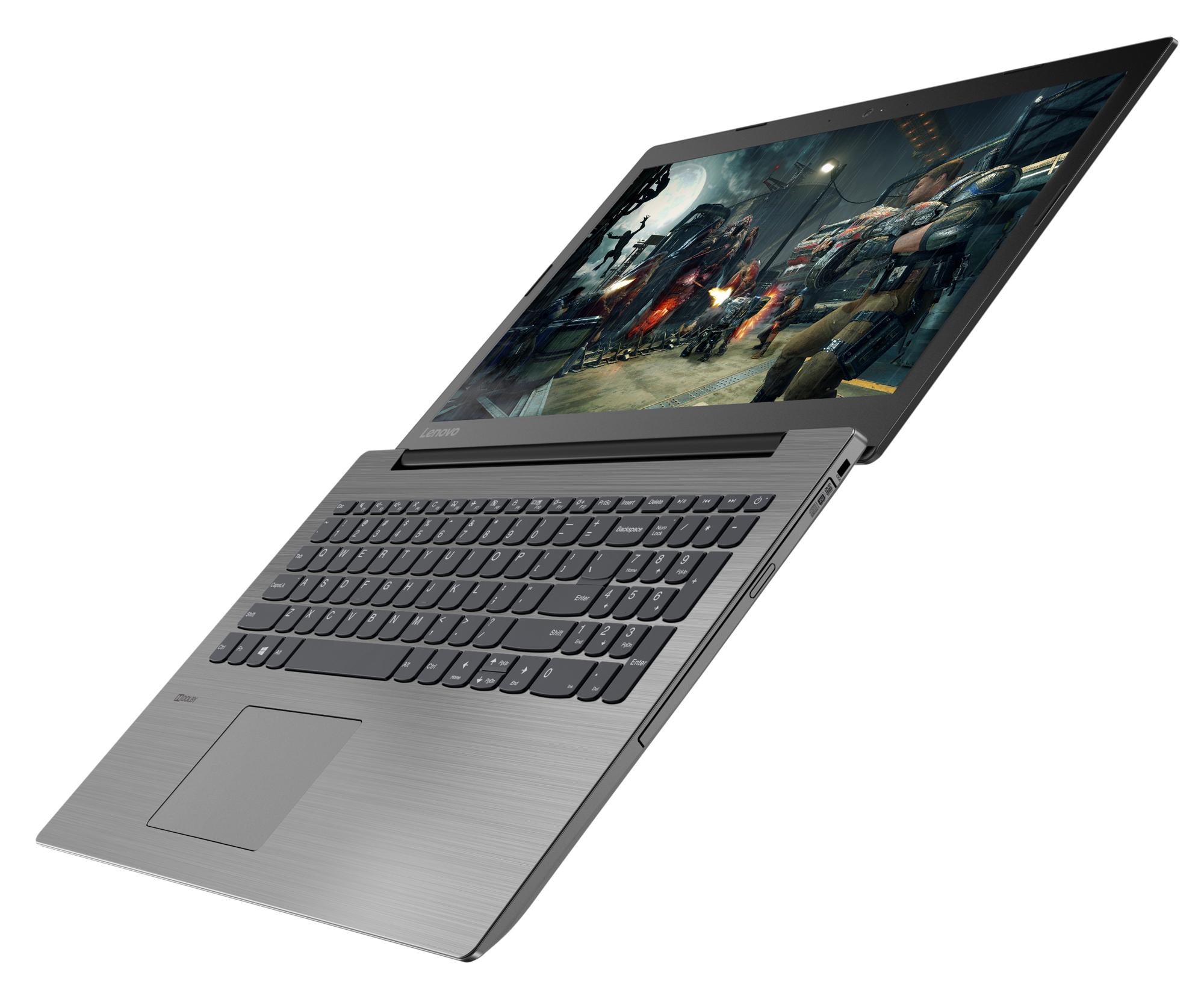 Фото  Ноутбук Lenovo ideapad 330-15 Onyx Black (81DE01VSRA)
