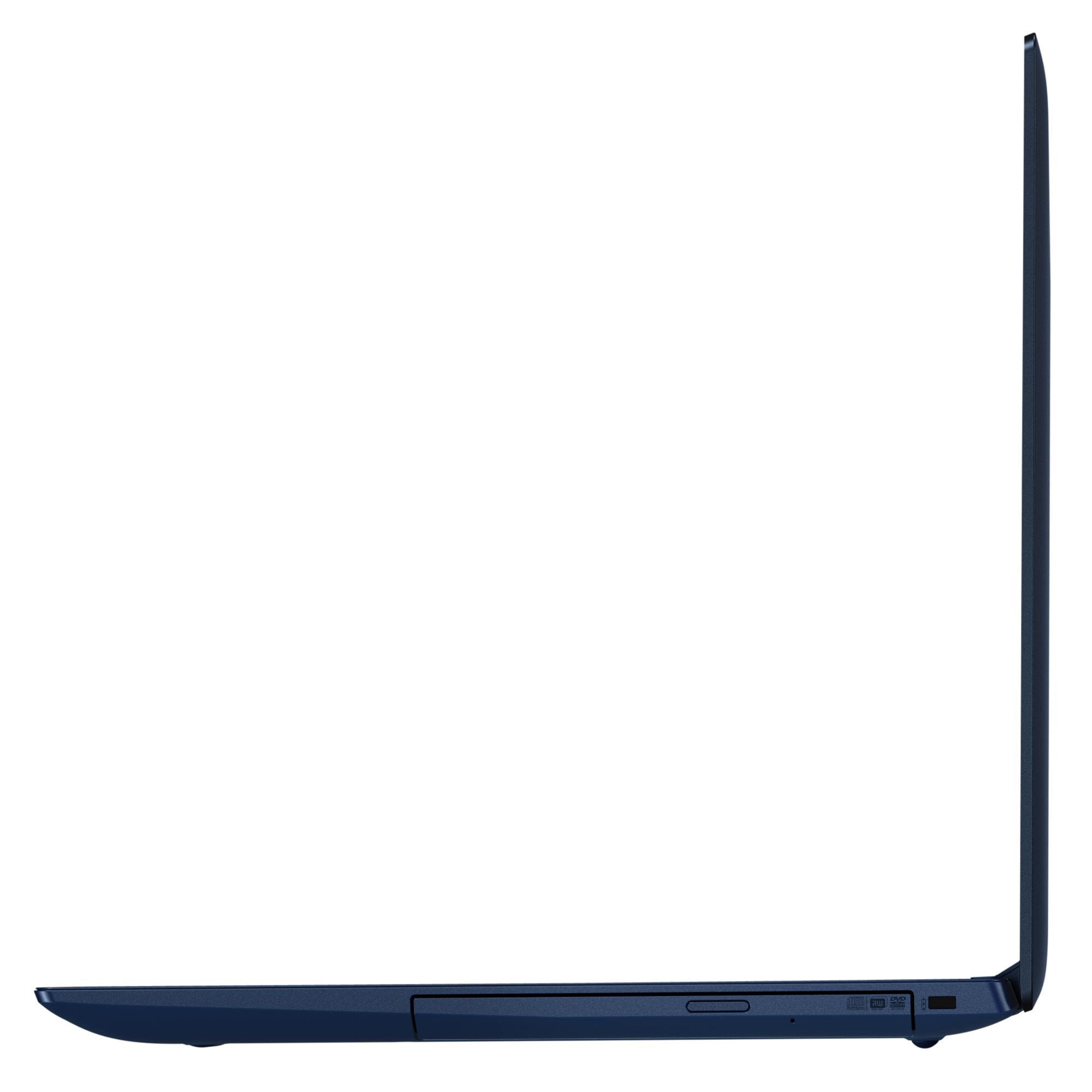 Фото  Ноутбук Lenovo ideapad 330-15 Midnight Blue (81D100HARA)