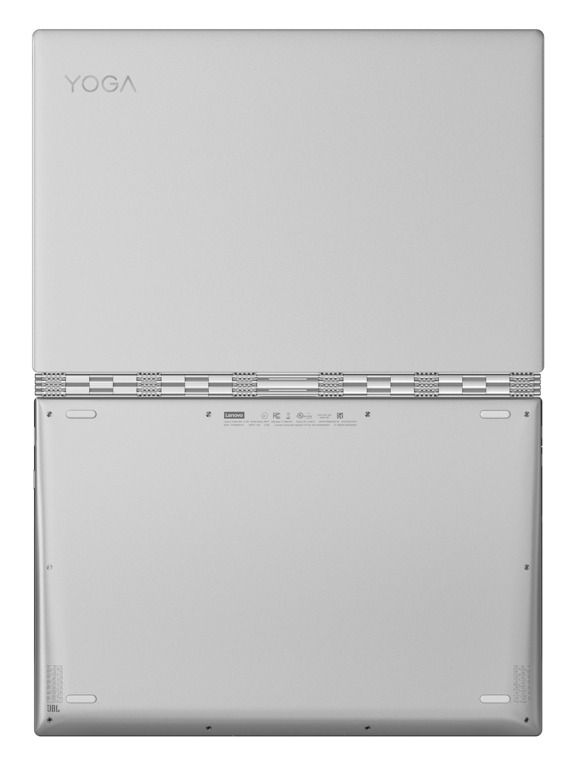 Фото  Ультрабук Lenovo Yoga 920 Platinum (80Y700A5RA)