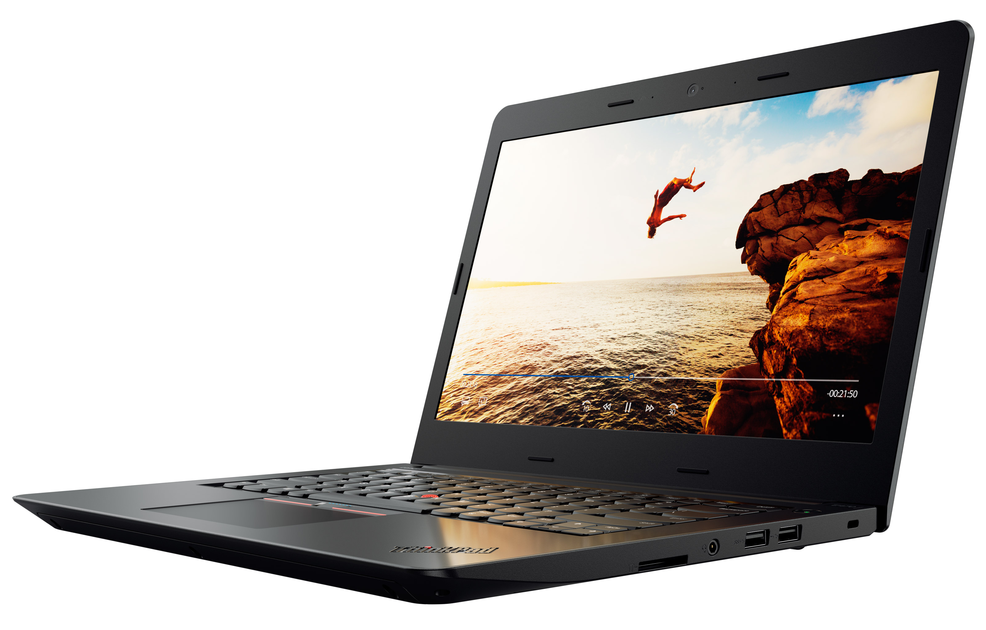 Фото  Ноутбук ThinkPad E470 (20H1006JRT)