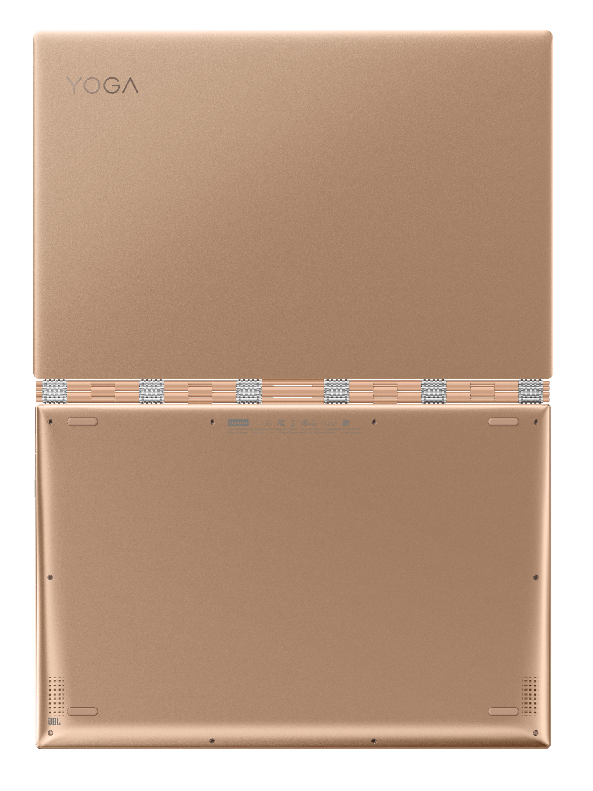 Фото  Ультрабук Lenovo Yoga 920 Copper (80Y700BSRA)