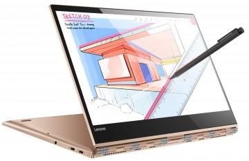Фото 5 Ультрабук Lenovo Yoga 920 Copper (80Y700BSRA)