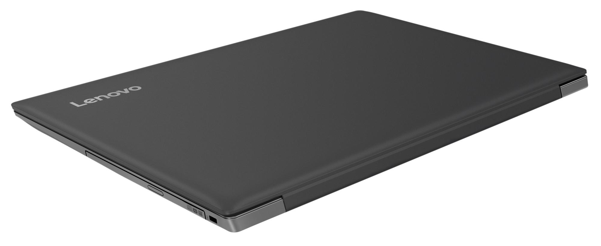 Фото  Ноутбук Lenovo ideapad 330-15 Onyx Black (81D100HSRA)