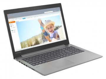 Фото 3 Ноутбук Lenovo ideapad 330-15 Platinum Grey (81D100M1RA)
