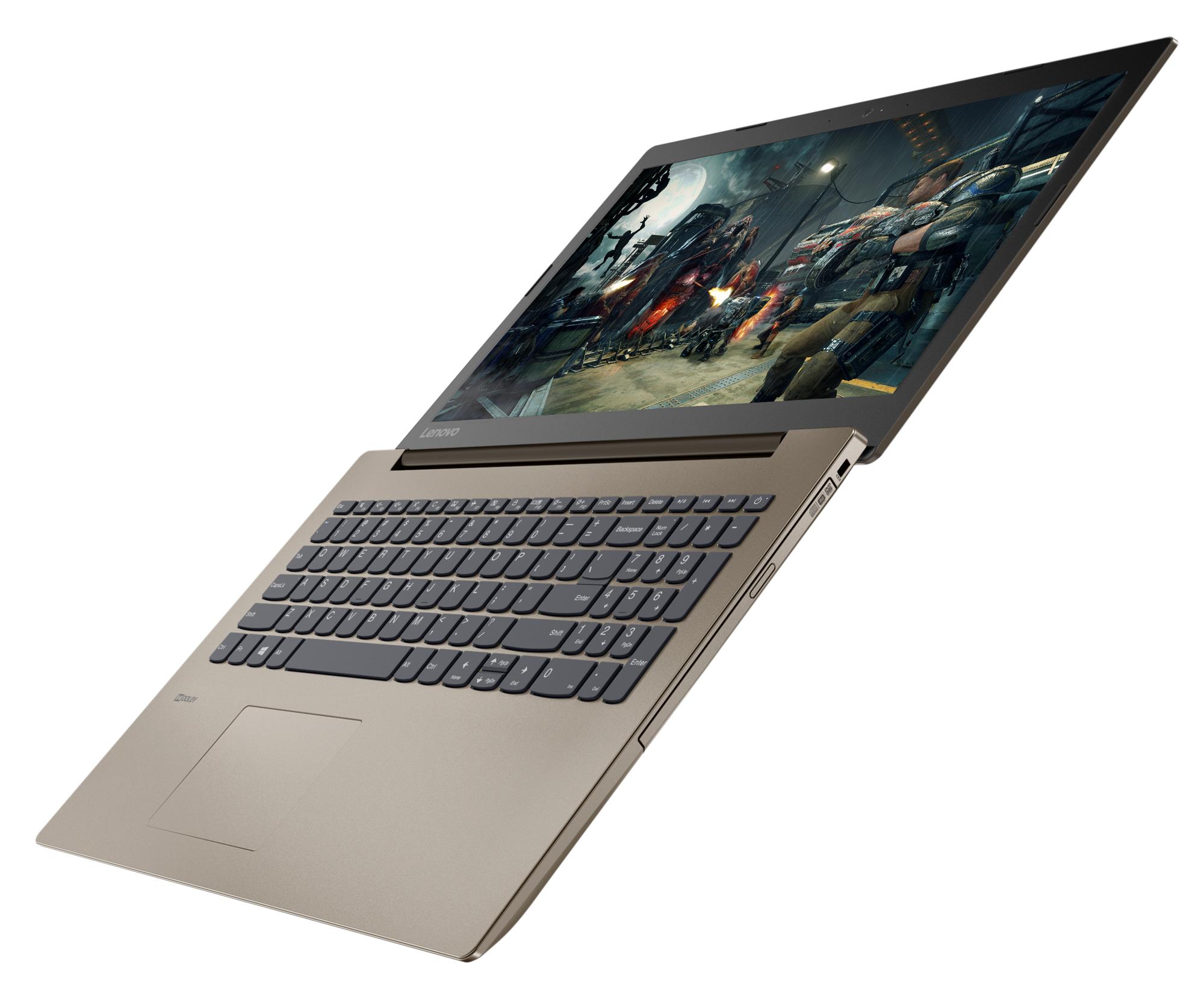 Фото  Ноутбук Lenovo ideapad 330-15 Chocolate (81D100MARA)