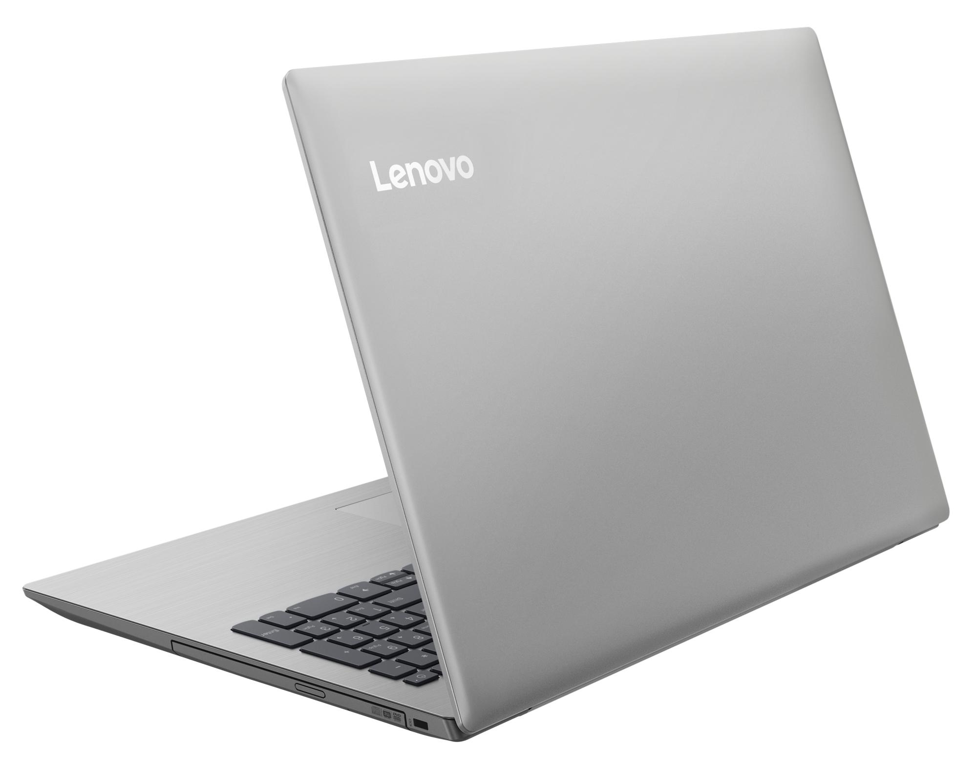 Фото  Ноутбук Lenovo ideapad 330-15 Platinum Grey (81D100MCRA)