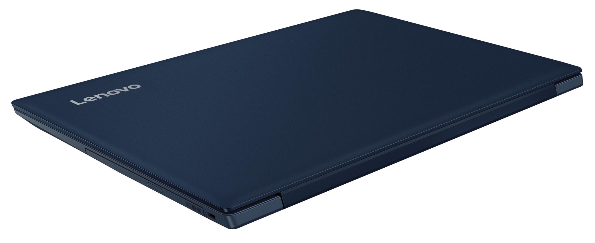 Фото  Ноутбук Lenovo ideapad 330-15 Midnight Blue (81DC00A9RA)