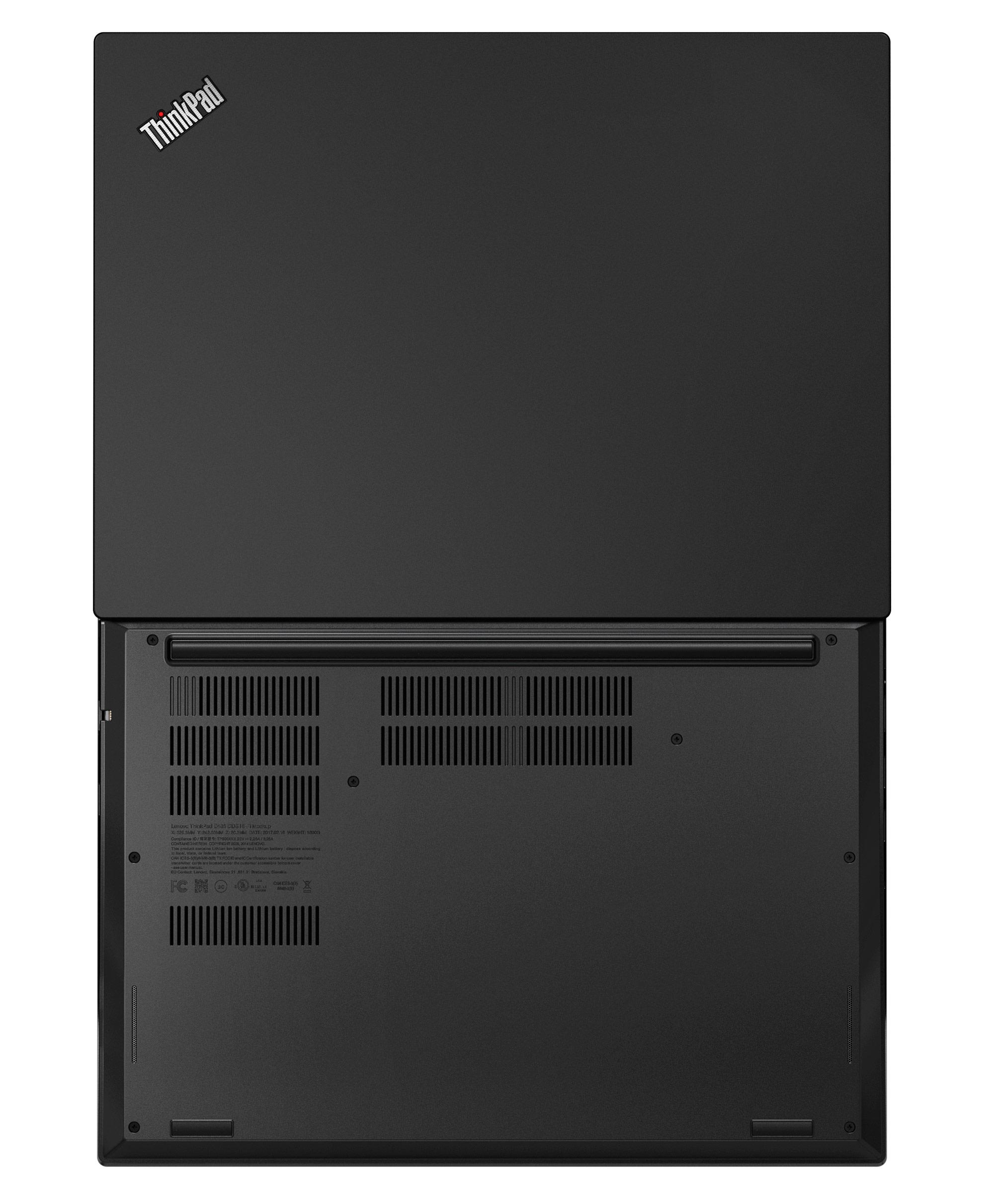 Фото  Ноутбук ThinkPad E485 (20KU000MRT)