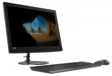 Фото 2 Моноблок Lenovo ideacentre 330-20 (F0D80042RK) Black