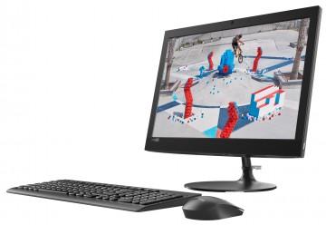 Фото 1 Моноблок Lenovo ideacentre 330-20 (F0D7003SUA) Black