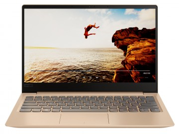 Фото 0 Ультрабук Lenovo ideapad 320S Golden (81AK00EURA)