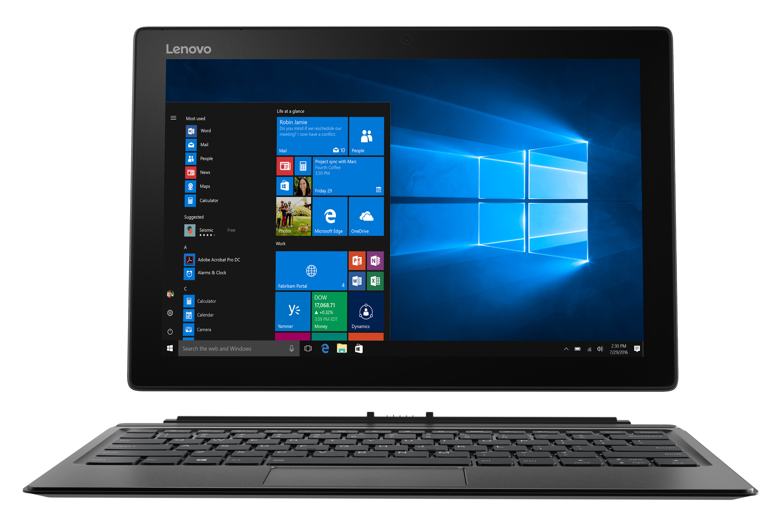Фото  Планшет Lenovo Miix 520-12IKB I5 8 256 Windows 10 Pro Platinum (81CG01SURA)