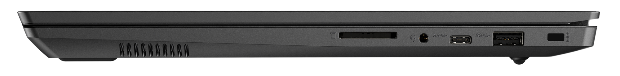 Фото  Ноутбук Lenovo V330-14 Grey (81B0008JRA)