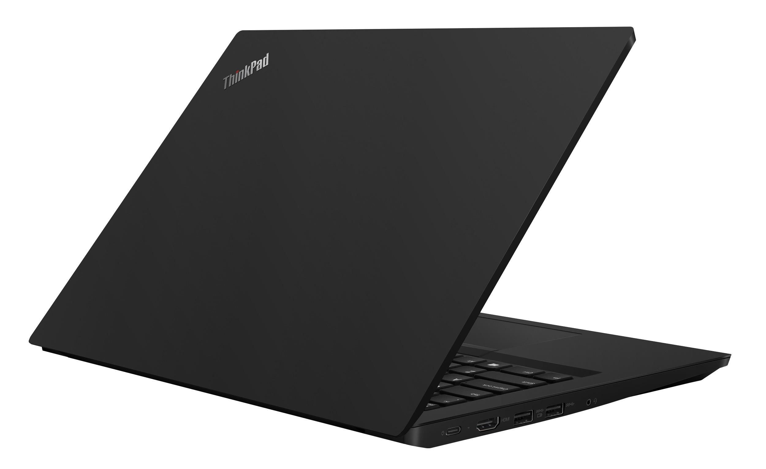 Фото  Ноутбук ThinkPad E490 (20N9000CRT)